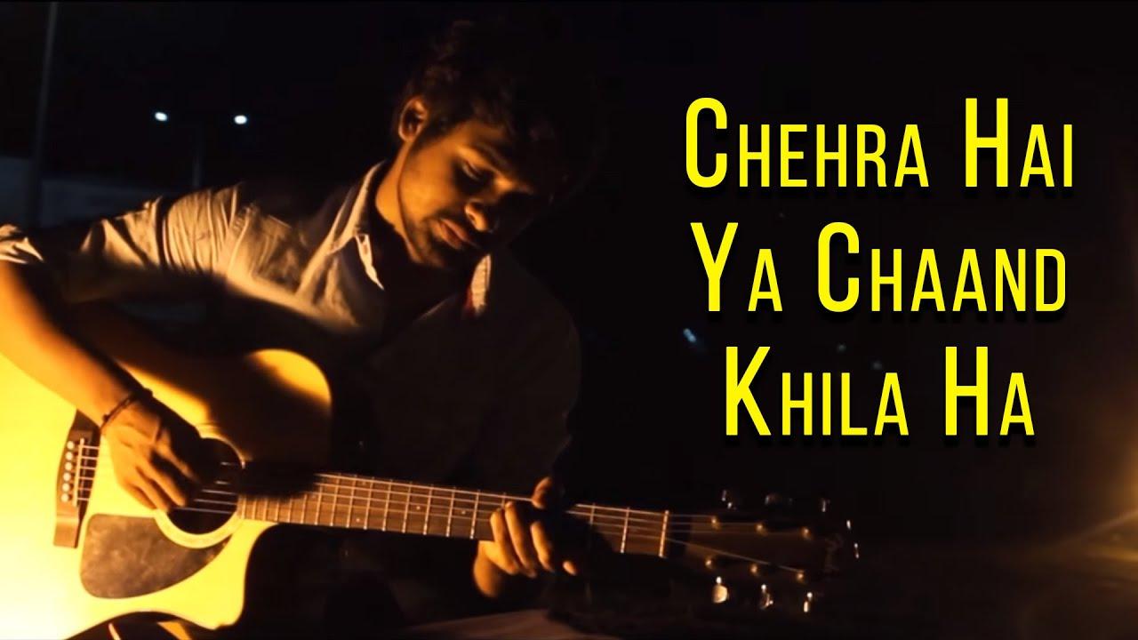 chehara hai ya chand khila hai mp3 song