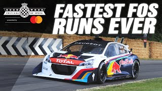 Top 10 Fastest FOS Hill Climbs Ever