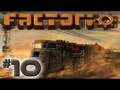 Factorio - Episode 10 - Blue Beginnings thumbnail