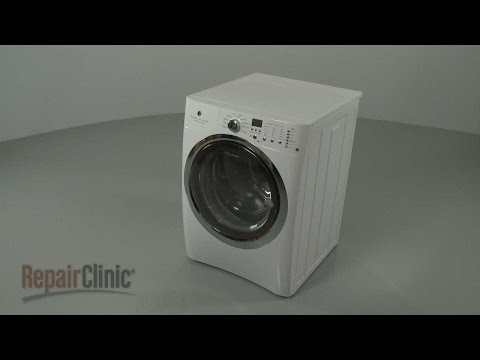 Electrolux Front Load Washing Machine Disassembly