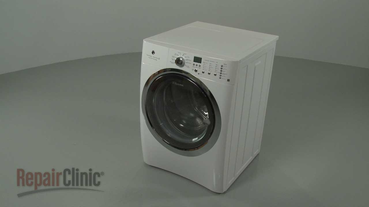 Electrolux Front-Load Washer Disassembly, Repair Help