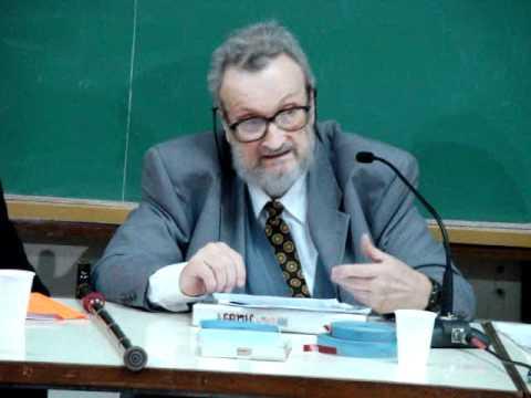 Jornadas Manuel Sadosky - 50 años de computación en Argentina (13-5-2011) Parte 3