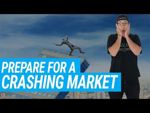 Friday's Crashing Market – How To Prepare And Still Be Successful