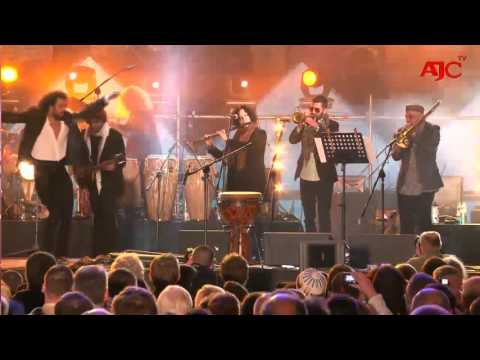 Yemen Blues - Live at the Jewish Culture Festival Krakow, Poland,2011