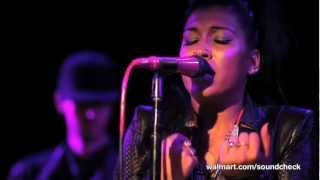"Melanie Fiona  ""The MF Life"" LIVE on Walmart Soundcheck"