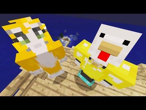 Minecraft Xbox - Ocean Den - Working Together (12)
