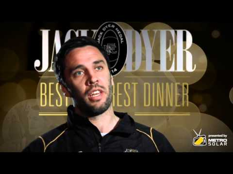 Tigers' tips for the Jack Dyer Medal