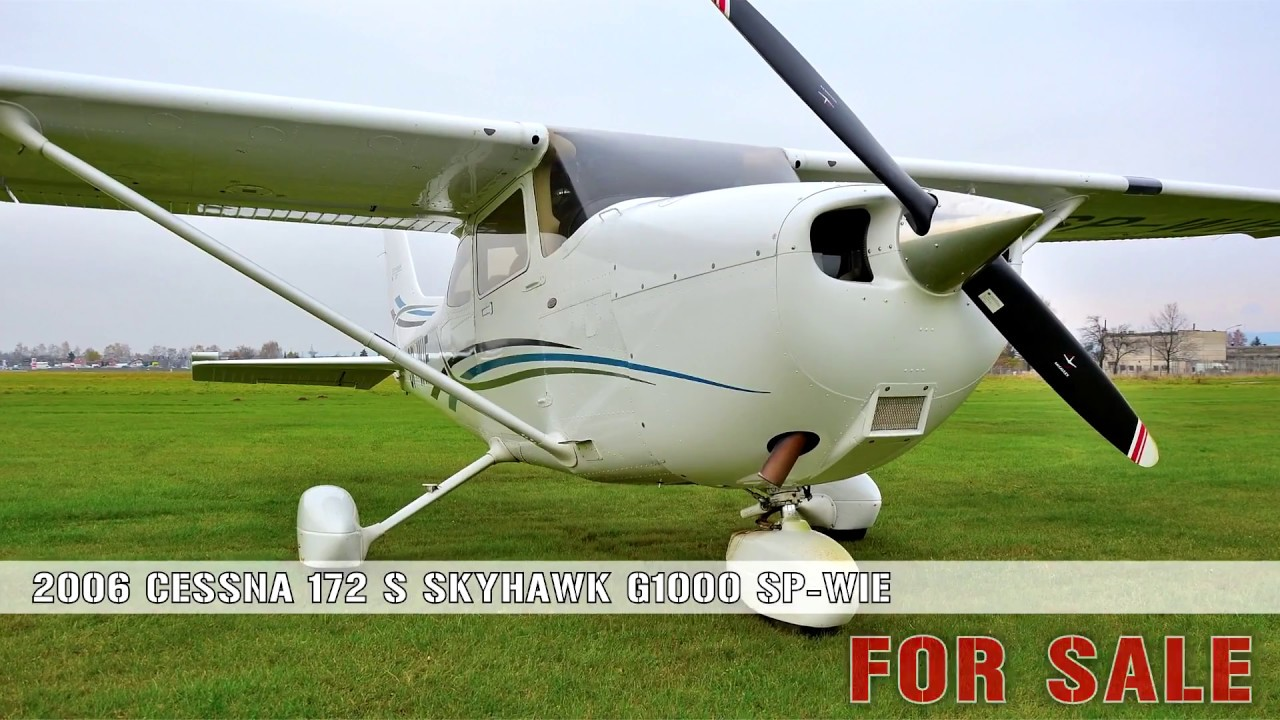 Cessna 172S G1000 SP-WIE FOR SALE