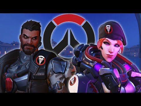 The Fall of Blackwatch - Overwatch