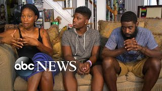 Parents on the struggle of having 'the talk' with kids and what it means to be black in US