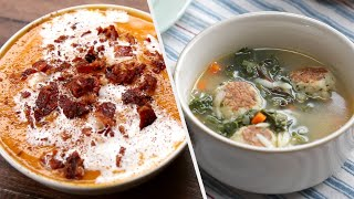 Five Make-Ahead Soups For Every Day Of The Week