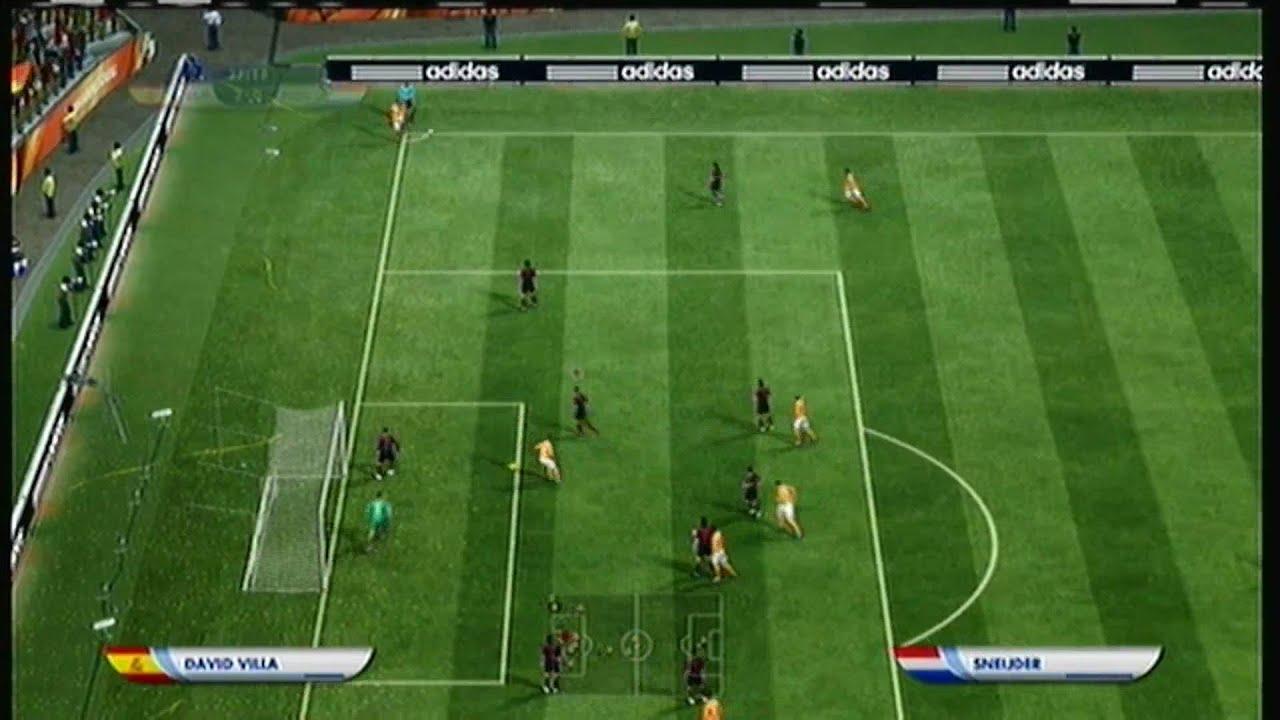 Fifa coupe du monde 2010 espagne 4 0 pays bas l gende youtube - Coupe du monde fifa 2010 ...