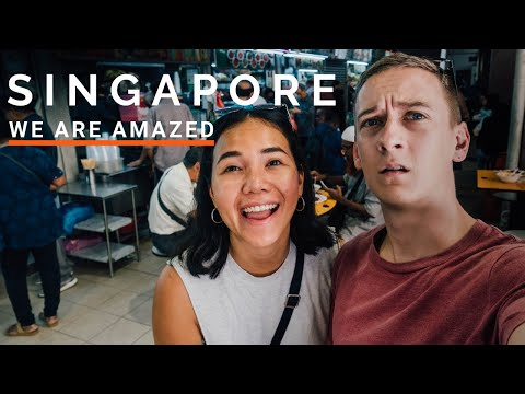 Is Singapore Beautiful? - 24 Hours In Singapore 🇸🇬