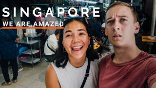 Is Singapore Beautiful? Surprise In Singapore 🇸🇬