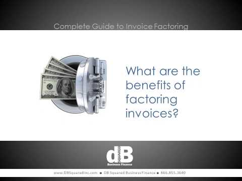 Guide to Invoice Factoring (a.k.a. Receivables Financing)