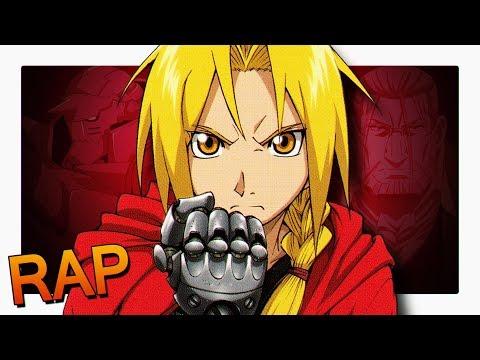 Rap do Edward - Fullmetal Alchemist | Raplay #39