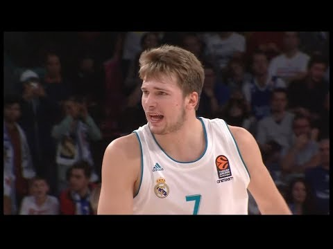 Luka Doncic sets career-high in scoring!