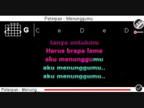 Peterpan   Menunggumu dgn Kord + Lirik   AOL Video