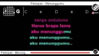 Peterpan   Menunggumu dgn Kord + Lirik   AOL Video