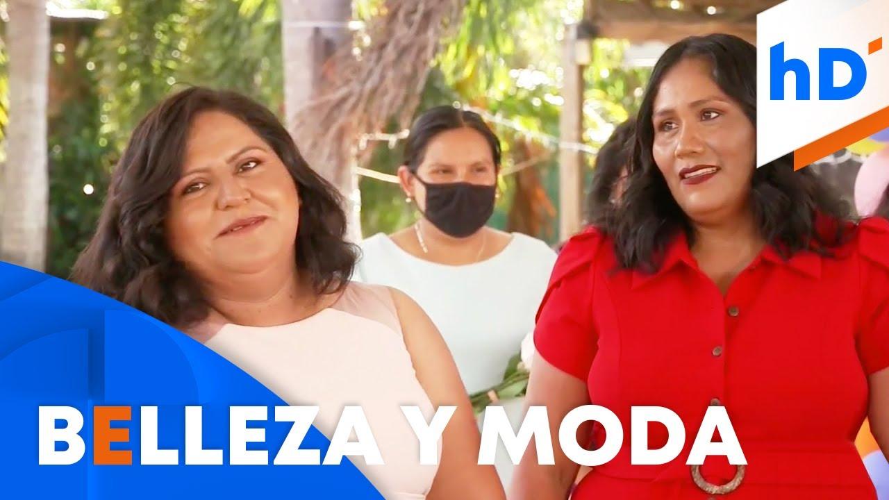 Adamari López regala cambio de look a mamás jornaleras | hoyDía | Telemundo