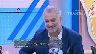 RUMPI - Wawancara Blak Blakan Kemunculan Perdana Baby Margaretha Setelah Melahirkan (18/9/18) Part 2