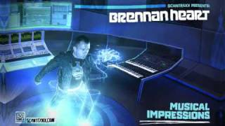Brennan Heart Ft Shanokee - Feel U Here HQ