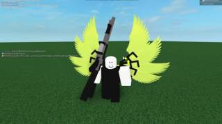 Roblox Script Showcase Episode#347/Shotgun with Wings and Spider Backpack