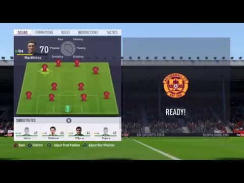 FIFA 18 Aberdeen Football Club #18