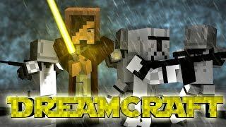 "Minecraft | Dream Craft - Star Wars Modded Survival Ep 62 ""NUKE VS DEATH STAR"""