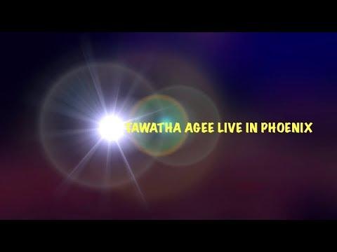 Tawatha Agee Live in Phoenix