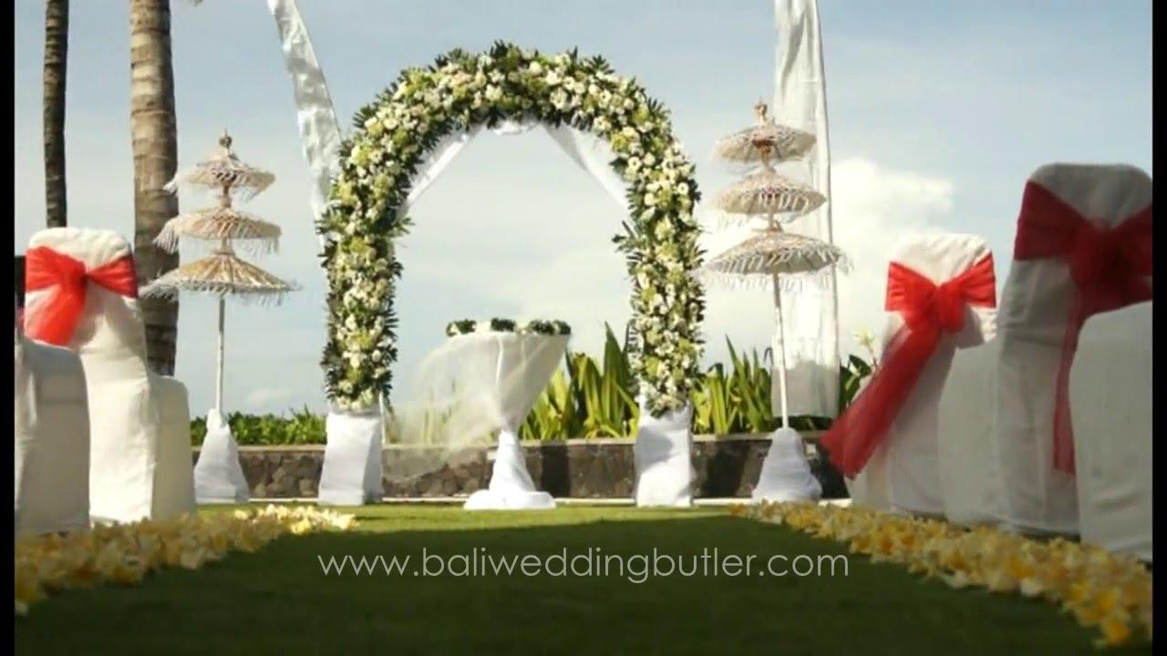 Bali wedding butler wedding decoration wedding preparation bali wedding butler wedding decoration wedding preparation beach wedding anapuri villa junglespirit Images