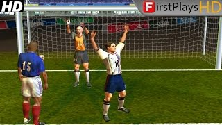 2002 Fifa World Cup Korea Japan - PC Gameplay