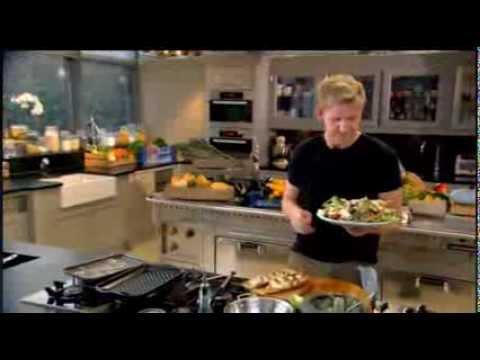 Tuna Nicoise Salad with Goats Cheese Pear Tartine Recipe