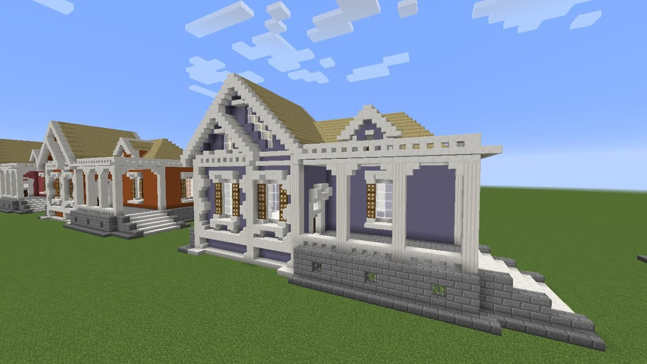 Minecraft como fazer uma casa simples 13 youtube - Fotos de casas del minecraft ...