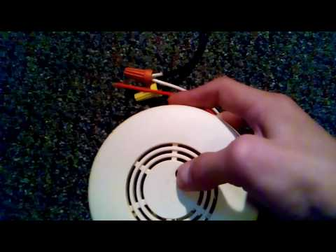hqdefault firex fx1020 smoke alarm youtube firex smoke alarm wiring diagram at beritabola.co
