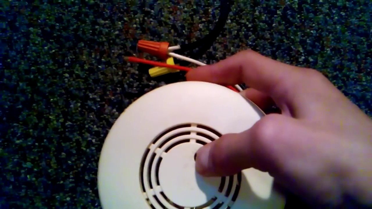 Smoke Detector Firex 120 1072b Wiring Diagram Guide And 4618 Fx1020 Alarm Youtube Rh Com 1182