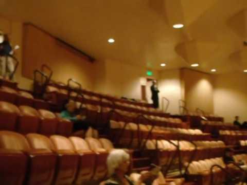 San Francisco Davies Symphony Hall-10/24/09