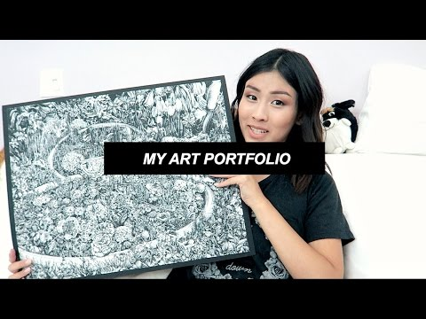 My Art // Accepted RISD & PARSONS Portfolio Mp3