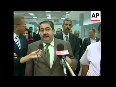 Arrivals and comments on eve of Iraq summit