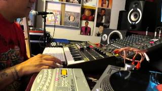 Making beats gamit ang analog equipment - DJ Mastershock