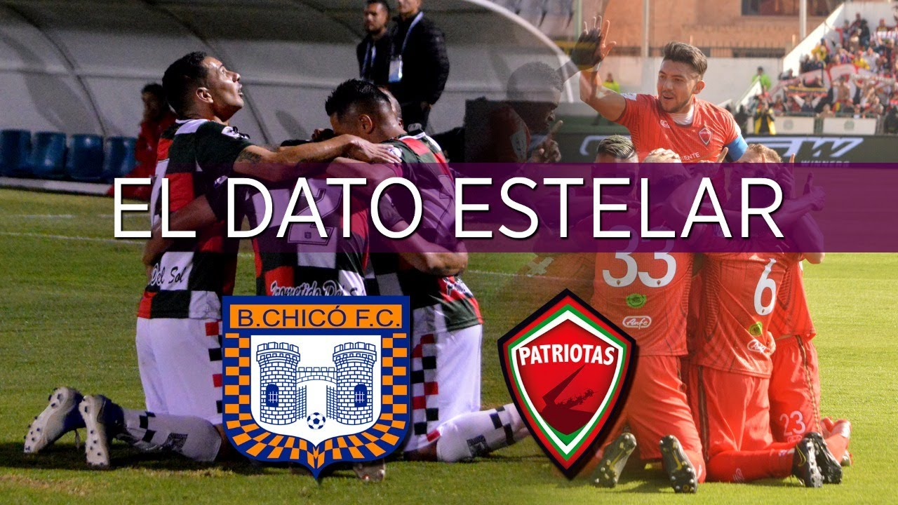 Liga BetPlay | Así llegan Boyacá Chicó y Patriotas al reinicio del campeonato