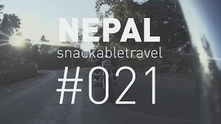 BACK ON THE ROAD TO POKHARA | NEPAL VLOG #021