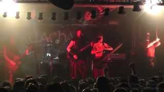 ▶ Cruachan   Born for War The Rise of Brian Boru Live Premiere St Pete, RU, 14 03 2014 HD   You