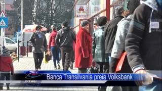 Banca Transilvania preia Volksbank Bank