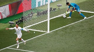 Le Portugal de Ronaldo brise le rêve du Maroc