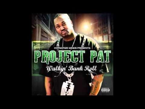 Project Pat (Ft. Pimp C) - Talkin' Smart.