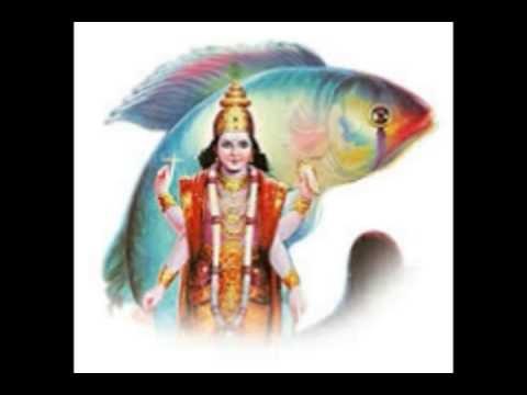 10 Avatars of Lord Vishnu