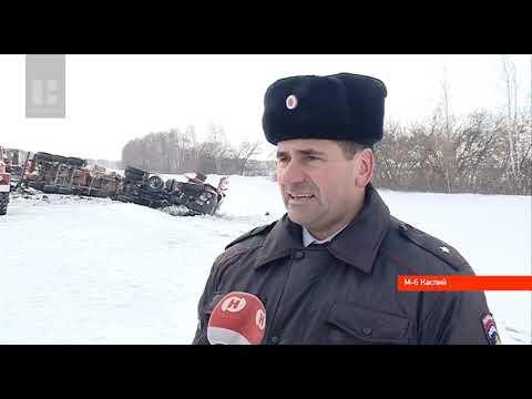 В Тамбовской области два человека погибли в ДТП