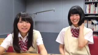 Yamada Juna vs Azuma Rion 2015年06月24日放送分(水) 山田樹奈vs東...