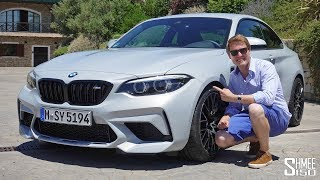 THIS is the New BMW M2 Competition! | FIRST DRIVE